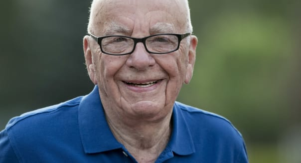 Time Warner rebuffs Fox bid, but Murdoch determined