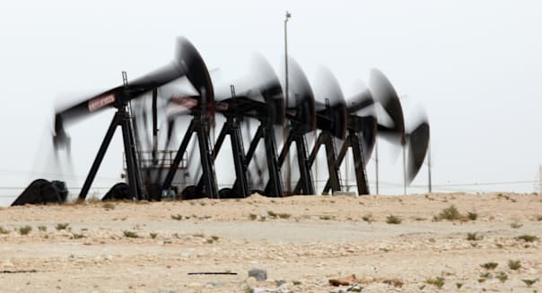 Mideast Bahrain Oil Prices