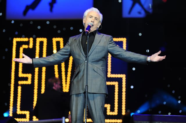 Tony Christie claims tour bus 'attacked by crowbar-wielding migrants'