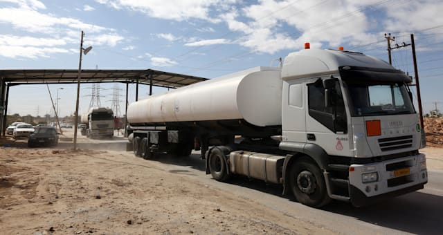 LIBYA-OIL-PROTEST