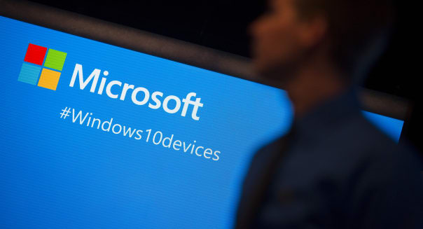 Inside The Microsoft Corp. Windows 10 Devices Event