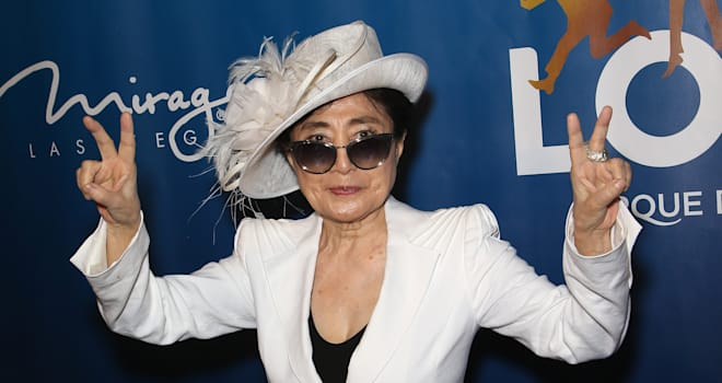 John Lennon, Yoko Ono Love Story Movie in the Works