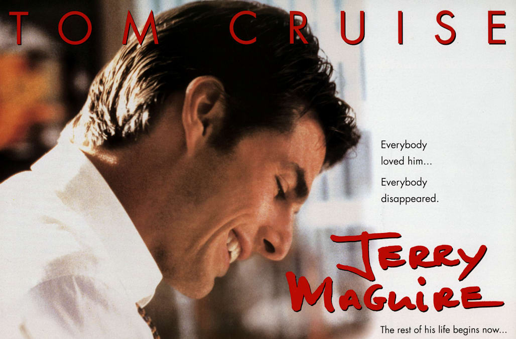 Tom Cruise - Jerry MaGuire (1996)