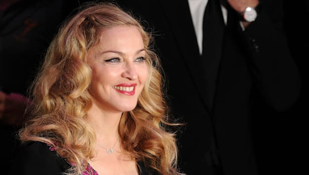 madonna attends the bfi london...