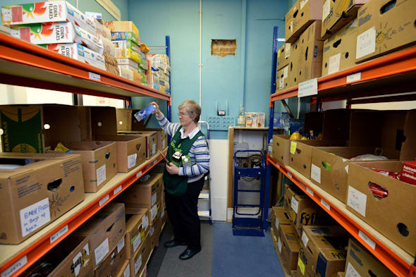 Food bank report