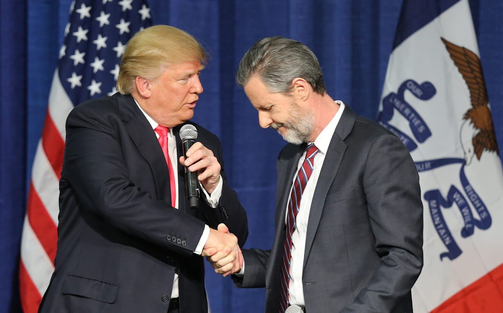 Who is Jerry Falwell Jr. and why is he reforming higher ...