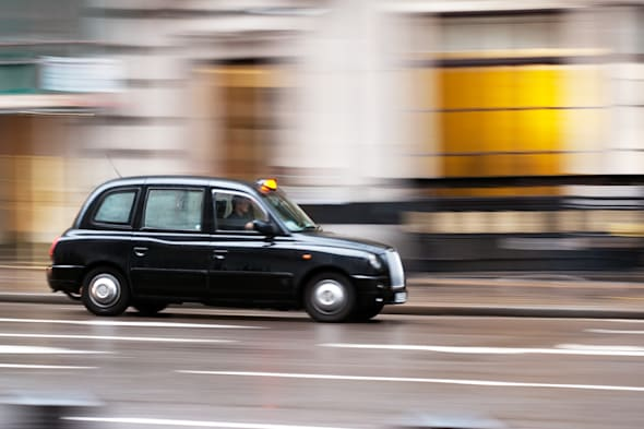 London taxi black cab voted best in the world