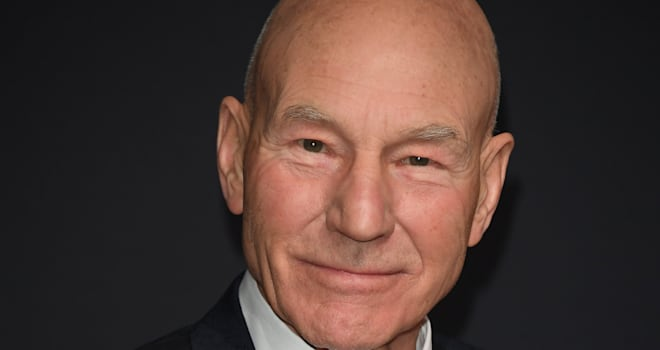 Patrick Stewart to voice poo emoji in 'The Emoji Movie'