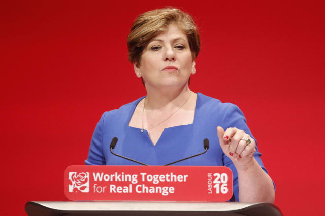 Labour Party conference 2016