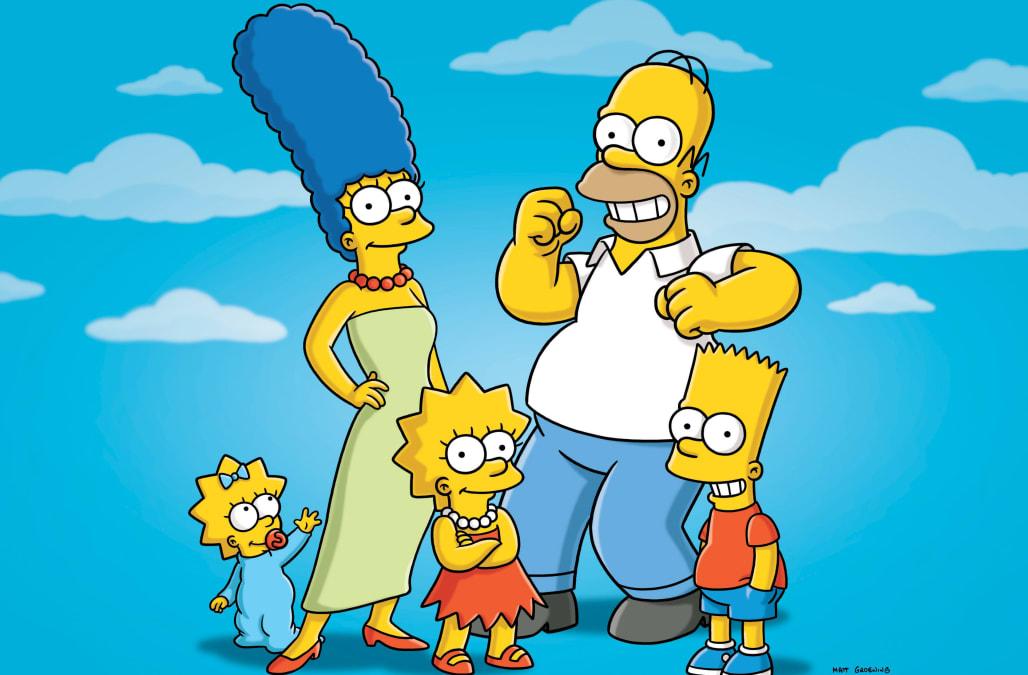 The Simpsons - Alamy