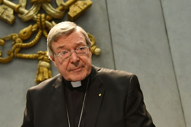 George Pell Will Come Home To Fight Historical Sex