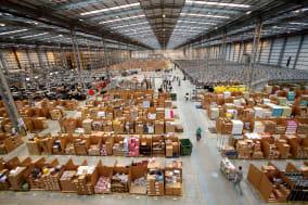 Amazon distribution