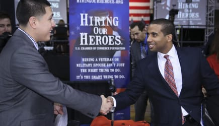 Hiring Our Heroes New York City