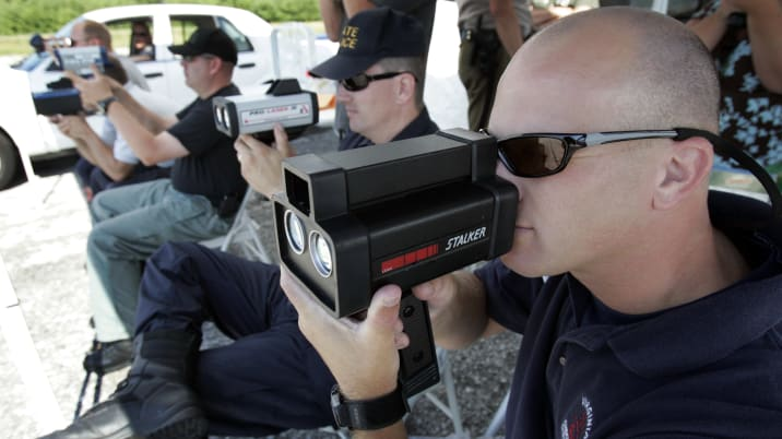 Police Radar Jammer >> Laser Jammer Basics: Are they legal and do they really ...