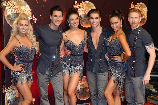Strictly Come Dancing Launch 2016 - Hertfordshire