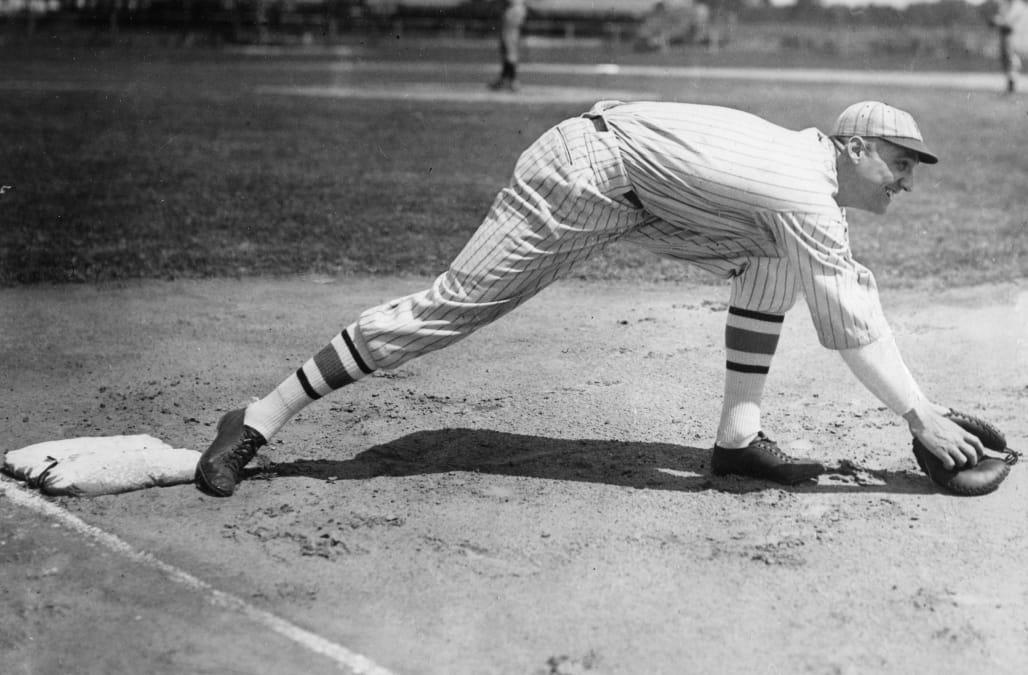 George Kelly Stretch 1925