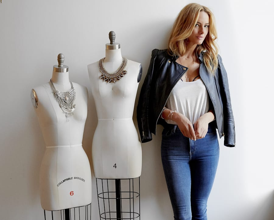 Celebrity designer Samantha Wills will be one of the 10 entrepreneurs interviewed for the doco