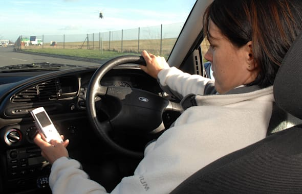 Drivers to face tougher penalties for using mobile phones