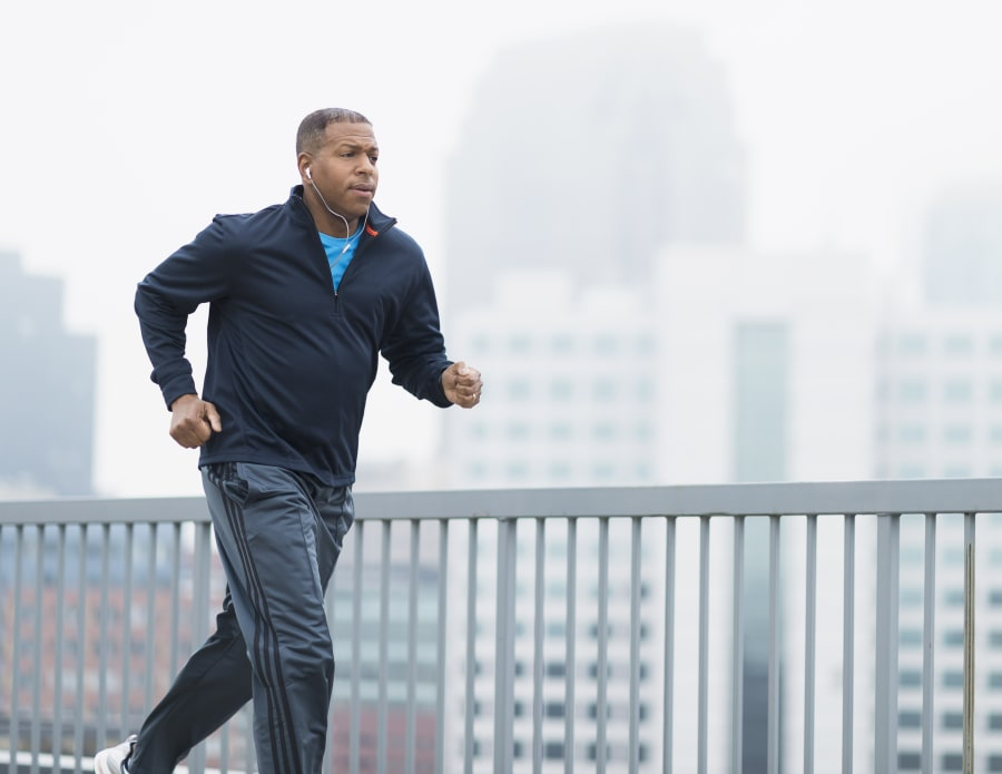 Exercising regularly will increase your energy