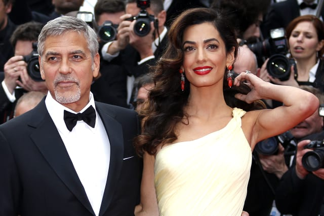George Clooney paid for neighbours to stay in hotel during house works