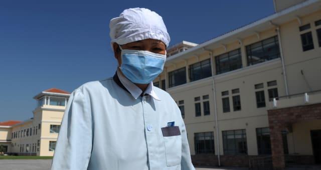 CHINA-HEALTH-FLU