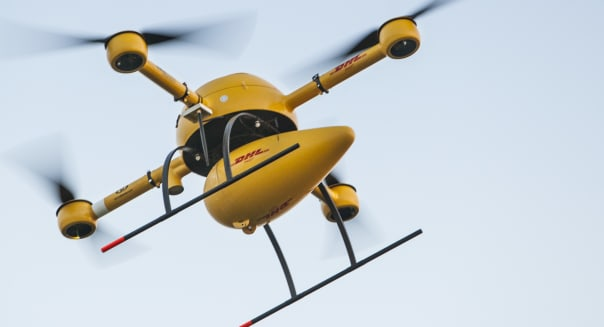 Germany Drone Delivery