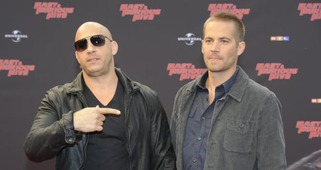 'Fast & Furious 5' Germany Premiere