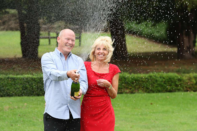 Dave and Angela Dawes in court battle with son over Euromillions win