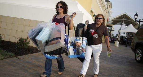 Consumer Sentiment Soars to Highest Level in 7 years