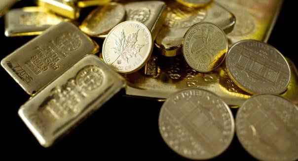 Goldman Sachs Bets Cut On Gold Rally