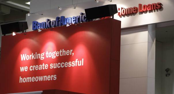 Bank of America Mortgage Buybacks
