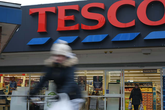 BRITAIN-RETAIL-FOOD-TAKEOVER-BUSINESS-BOOKER-TESCO
