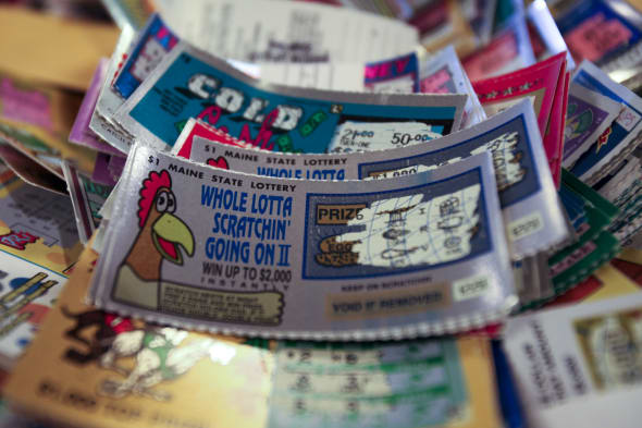 Lottery Ticket Collectors