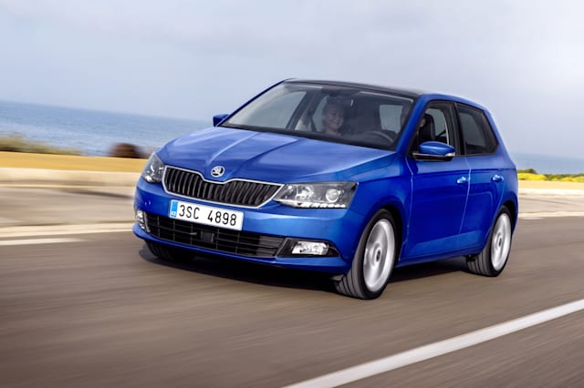 Skoda is named Car of the Year