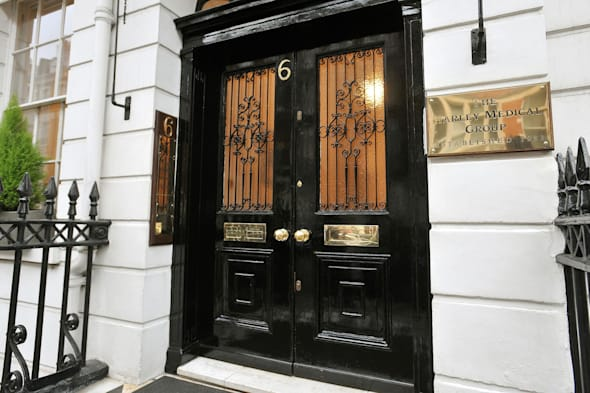 File photo dated 11/01/12 of an office of the Harley Medical Group, in central London, as the group has been targeted by a computer hacker who may have accessed details of nearly 500,000 people considering procedures. PRESS ASSOCIATION Photo. Issue date: Tuesday April 15, 2014. The Harley Medical Group said it believed the cyber attack was an attempt to extort money from the company and it had contacted police. See PA story POLICE Cosmetic. Photo credit should read: John Stillwell/PA Wire