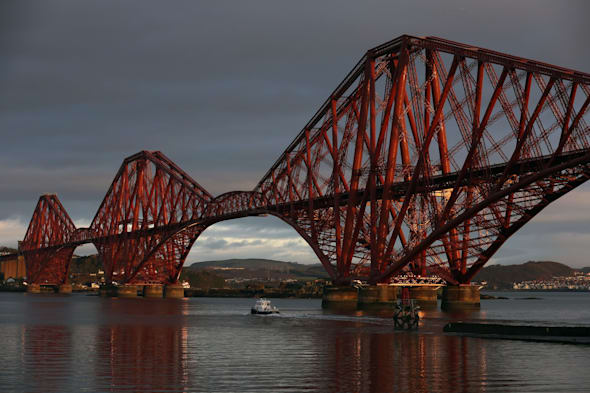 World heritage bid for Forth Bridge