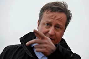 Prime Minister visit to Yalding storm victims