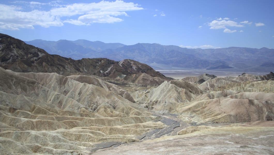 Star Wars moutains - Death Valley