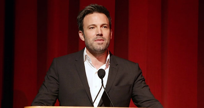 Ben Affleck was reluctant to play Batman
