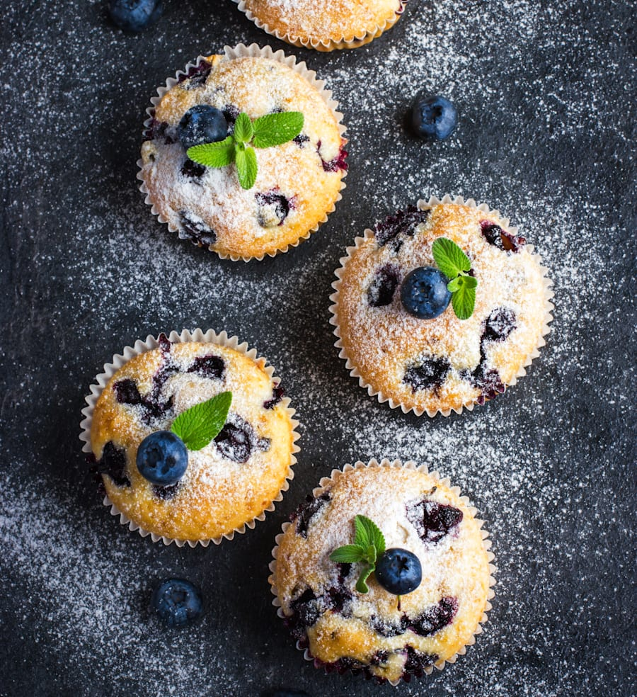 Best to make delicious homemade muffins