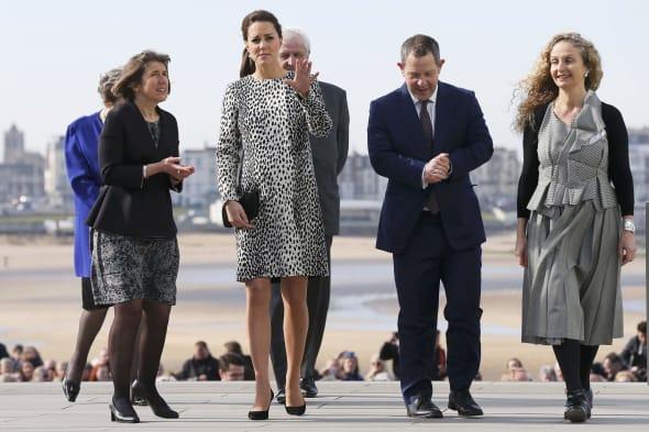 Kate Middleton Margate