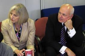 Safer London Foundation visit