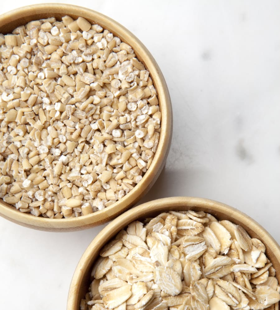 The Difference Between Steel-Cut, Rolled And Quick Oats ...