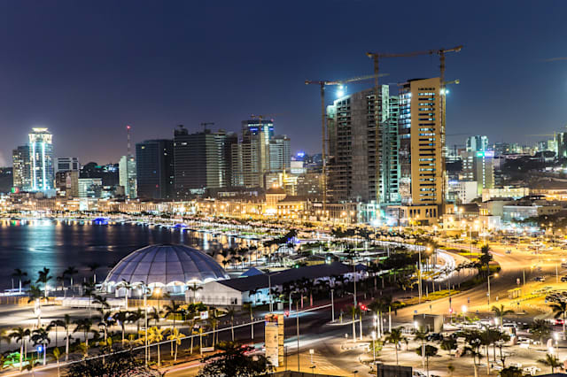 Luanda Bay Area