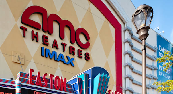 AMC Theatres at Easton Town Center in Columbus Ohio