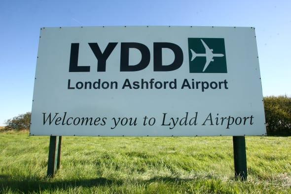 Transport - Lydd (London Ashford) Airport