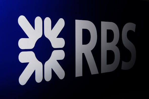 File photo dated 08/02/12 of a general view of a Royal Bank of Scotland sign. The taxpayer-backed bank slumped deeper into the red last year with pre-tax losses of ?8.2 billion against a ?5.3 billion loss in 2012.PRESS ASSOCIATION Photo. Issue date: Thursday February 27, 2014. See PA story CITY RBS. Photo credit should read: Joe Giddens/PA Wire