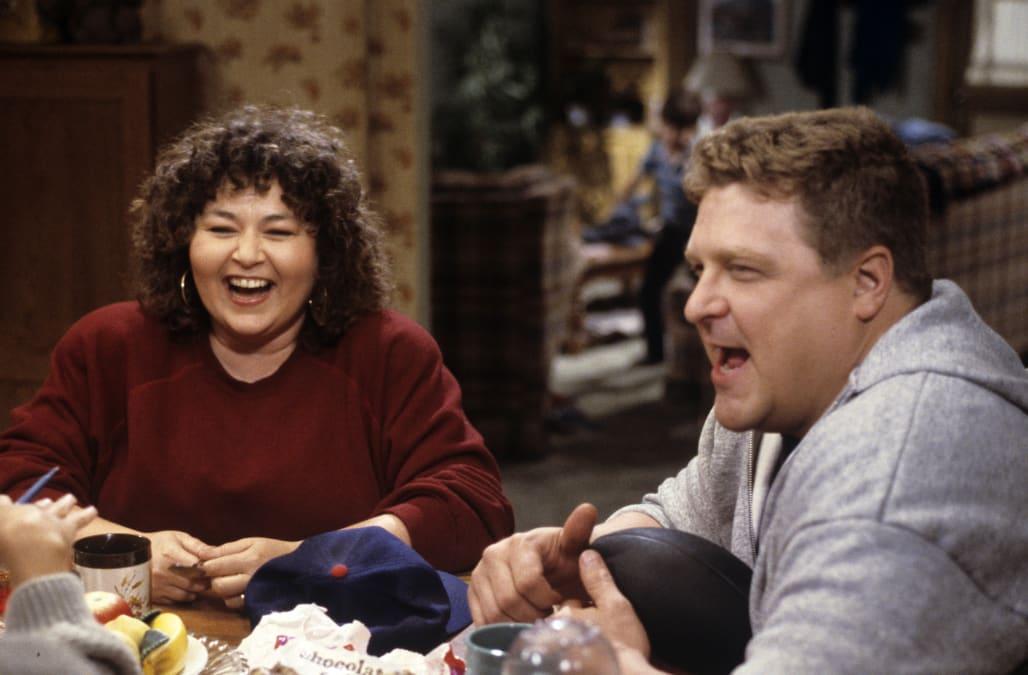 Roseanne - Getty