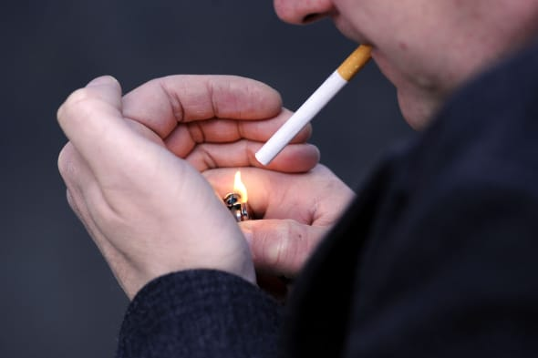 Quit smoking to tackle depression