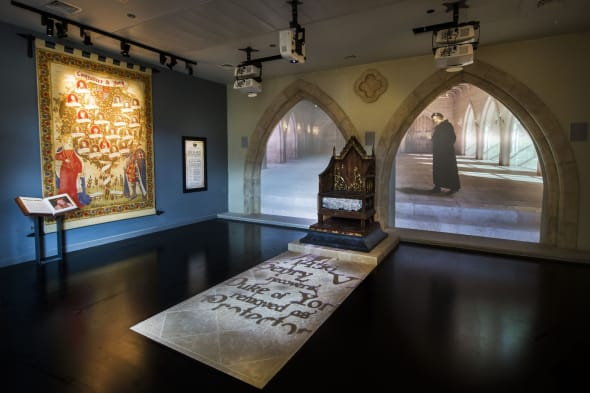 Richard iii's visitor centre set to be one of world's top visitor attractions, says Lonely Planet